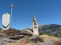 ピュイ=サン=ピエール教会 Eglise de Puy-St-Pierre(1520m)