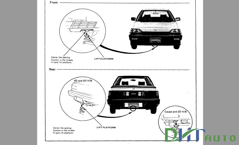 honda civic repair manual free download
