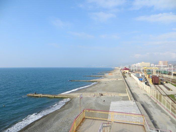 Пляж Адлер