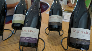Mourchon wines to be tasted