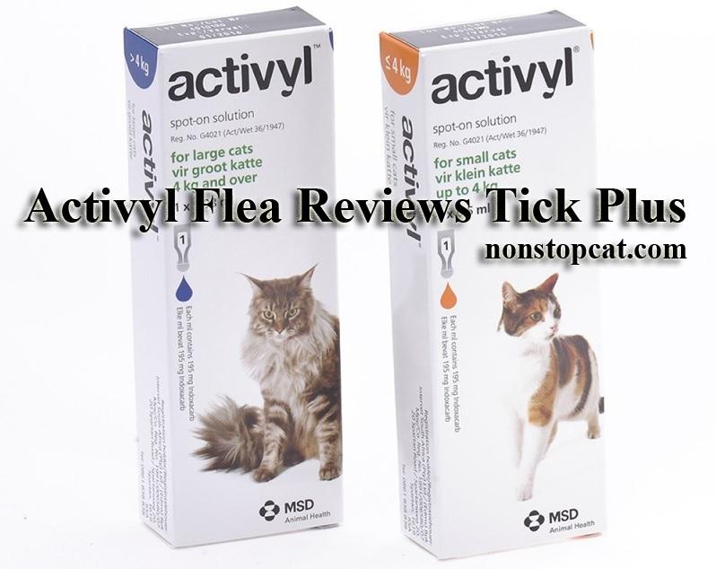 Activyl Flea Reviews Tick Plus