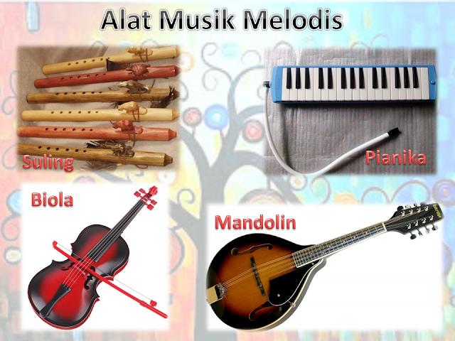 Alat Musik Daerah Budaya Indonesiaku