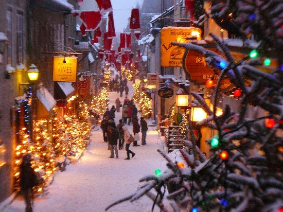 christmas in quebec city holiday travel ideas