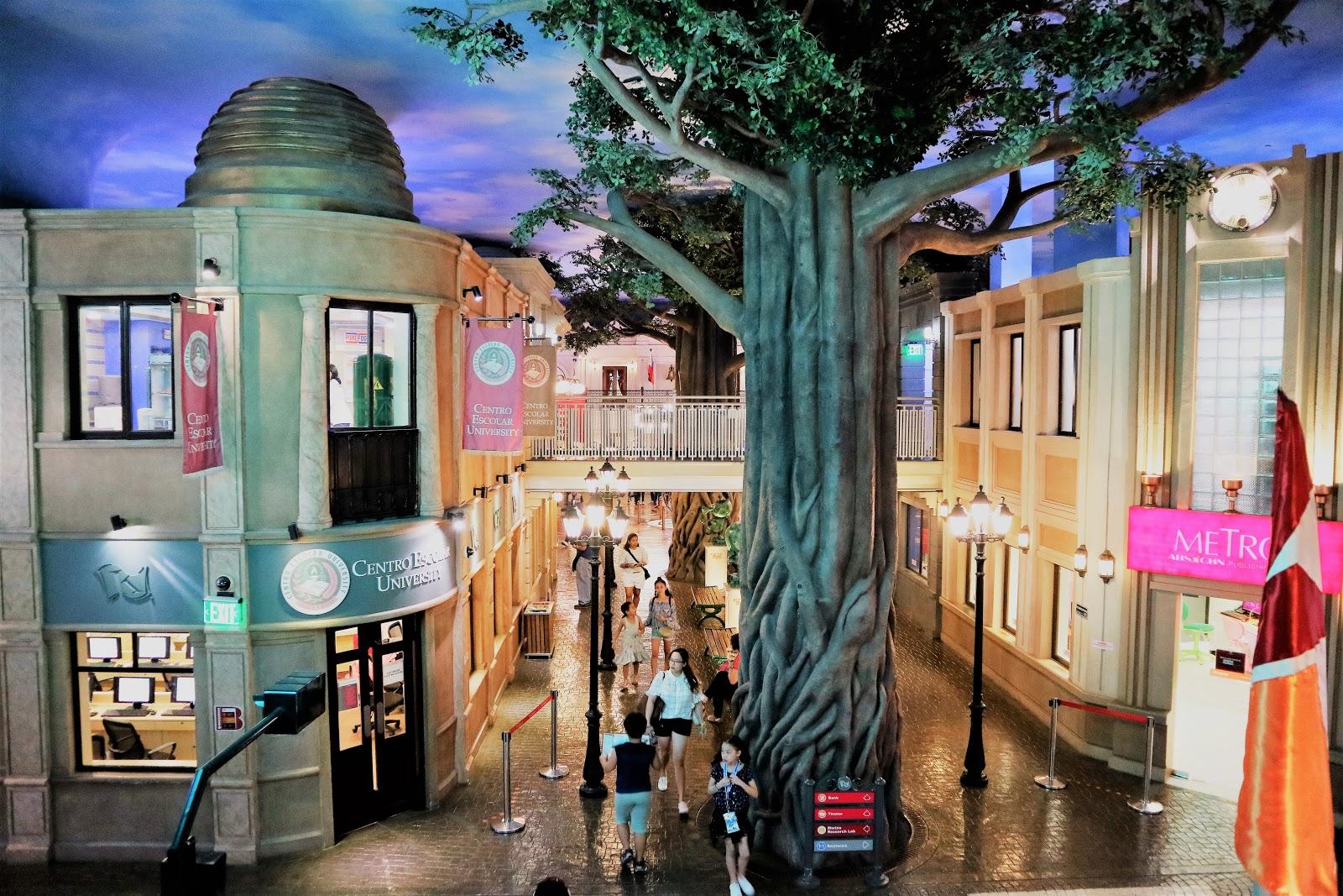KidZania's City Center