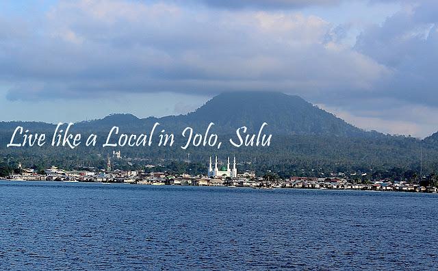 sulu tourist spots