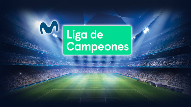 Movistar Liga Campeones 1/2 - Astra Frequency