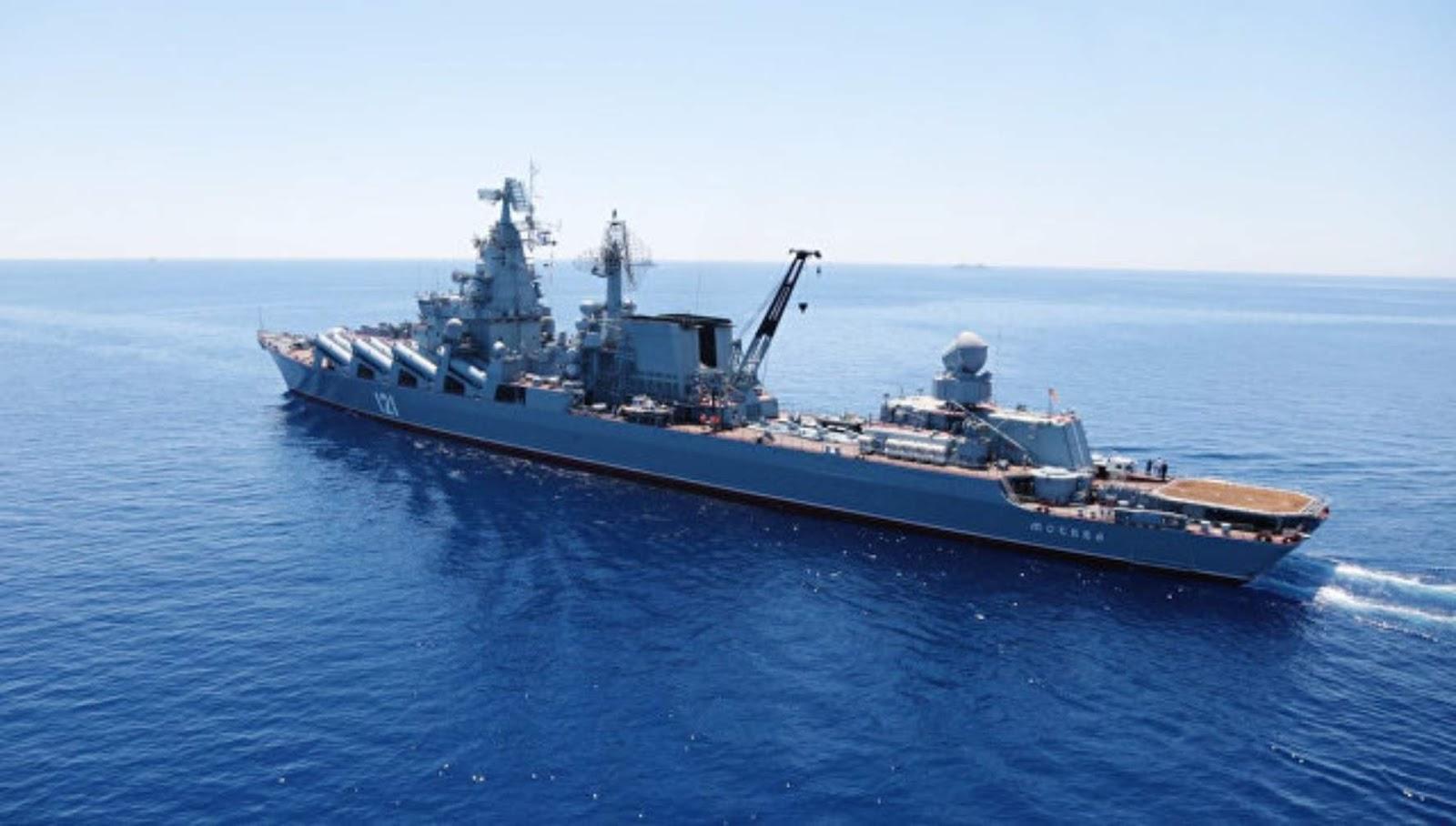 Harapan AS latihan Rusia di Laut Mediterania aman dan profesional