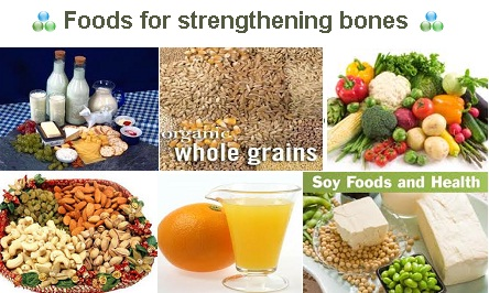 Foods for Strengthening Bones