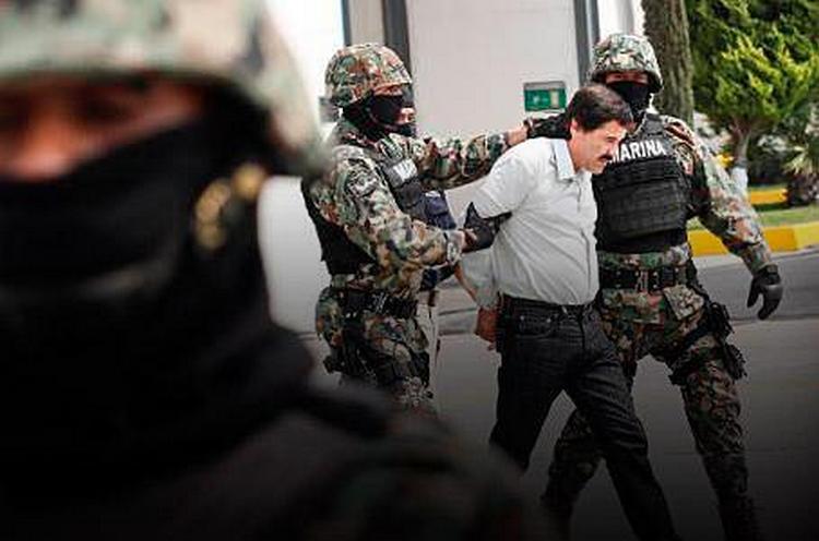 Estados Unidos y su miedo a que El Chapo se les escape