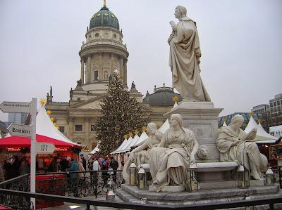 Iglesia Alemana (Deutscher Dom), Berlin, Alemania, round the world, La vuelta al mundo de Asun y Ricardo, mundoporlibre.com