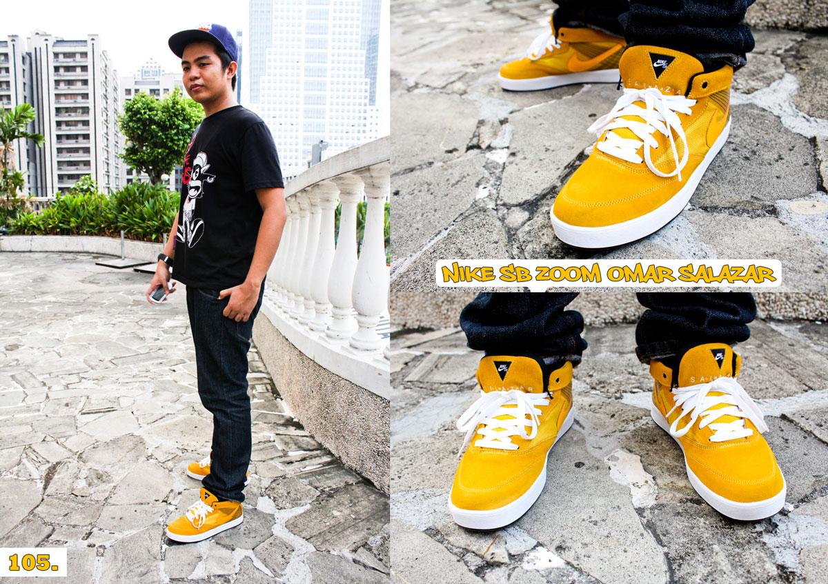 0c6c7dc0c9cd Astron Sneaker Hunts  105. Nike SB Zoom Omar Salazar
