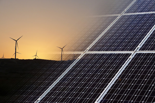 Green hosting can be achieved with renewable energy sources