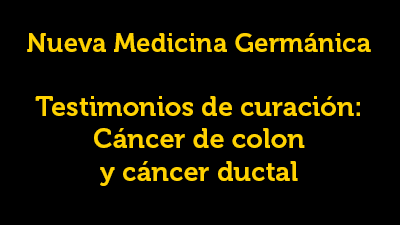 Testimonio De Curación Cáncer De Colon Y Ductal Awaking Project
