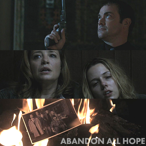 Supernatural 5x10 - Abandon All Hope