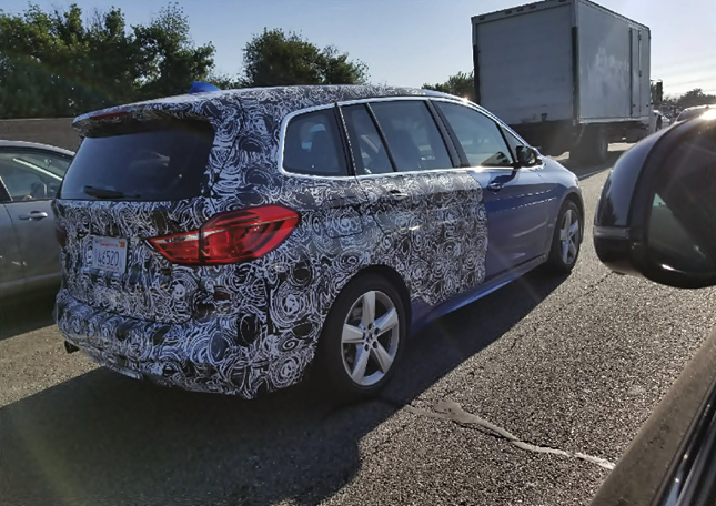 2018 BMW 2 Series Gran Tourer News, Specs and Rumors