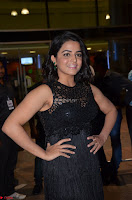 Wamiqa Gabbi in a sleeveless Black Designer Transparent Gown at 64th Jio Filmfare Awards South ~  Exclusive 085.JPG