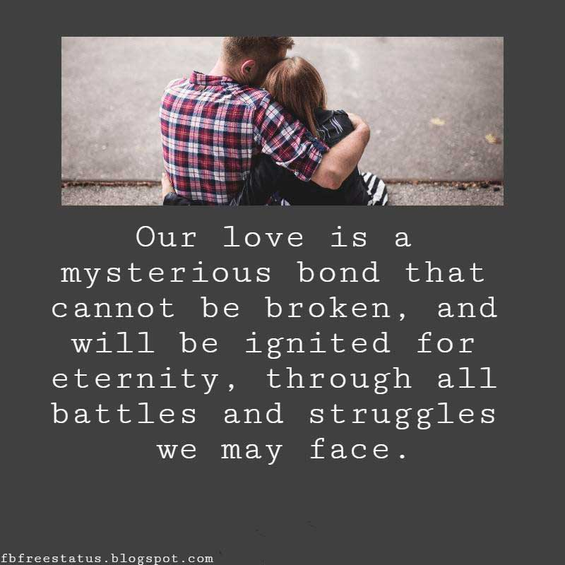 42 Romantic Love Quotes for him