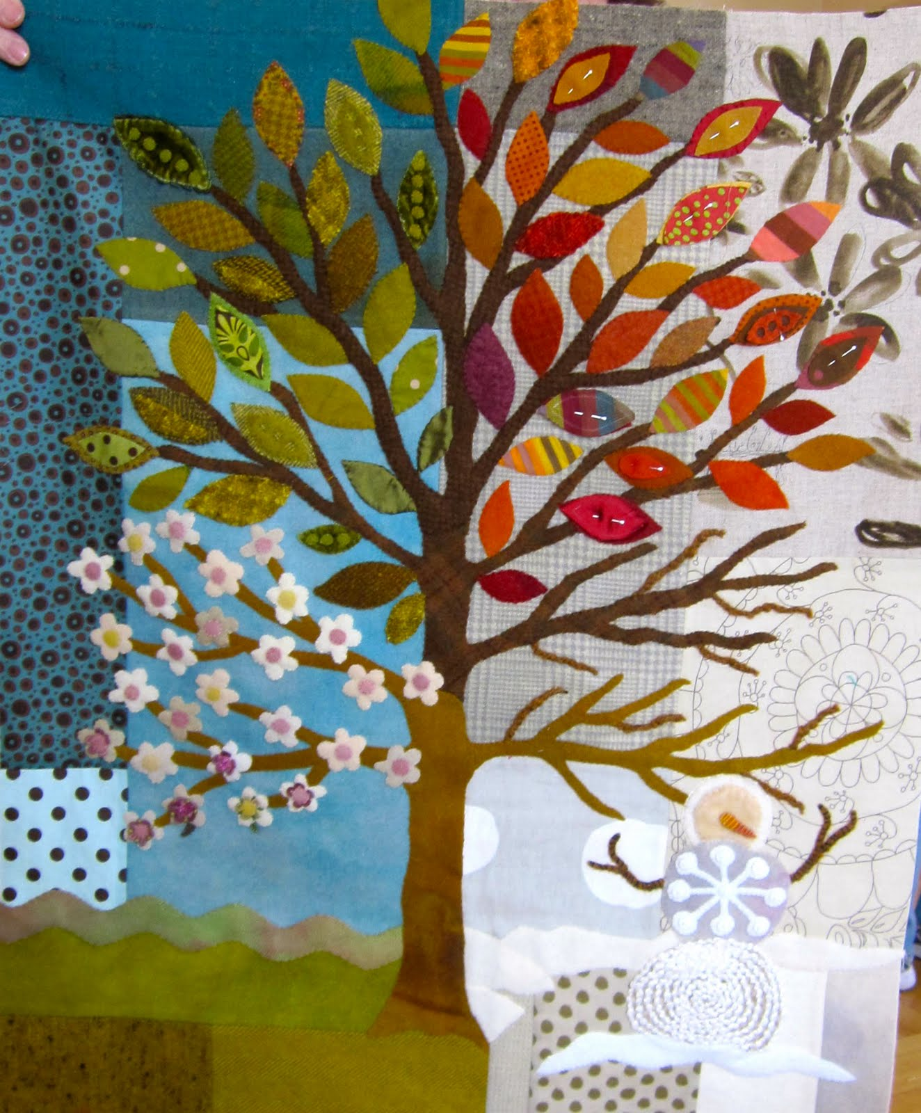 Sue Spargo Quilt Retreat