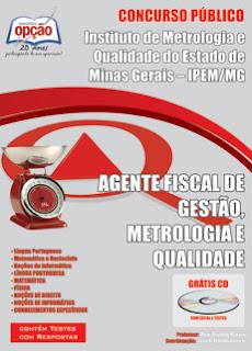 Apostila concurso IPEM-MG