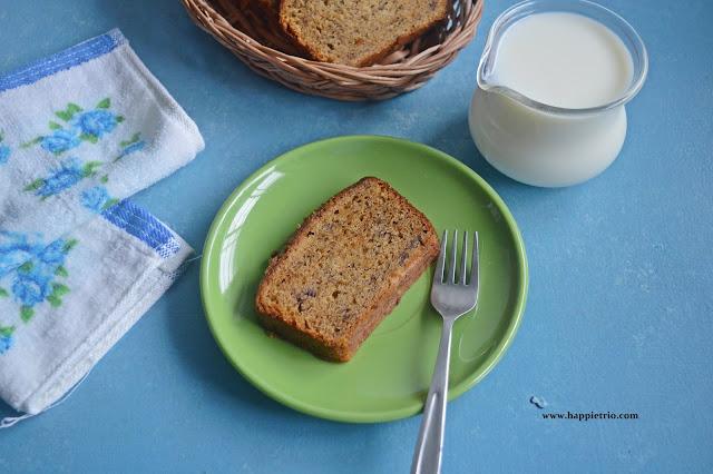 Banana Bread Recipe | How to make banana bread