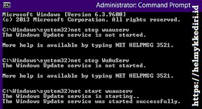 mengatasi netframeworks gagal di install
