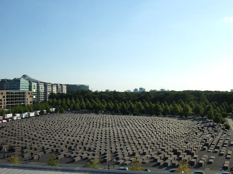 Euroopan Murhattujen Juutalaisten Muistomerkki