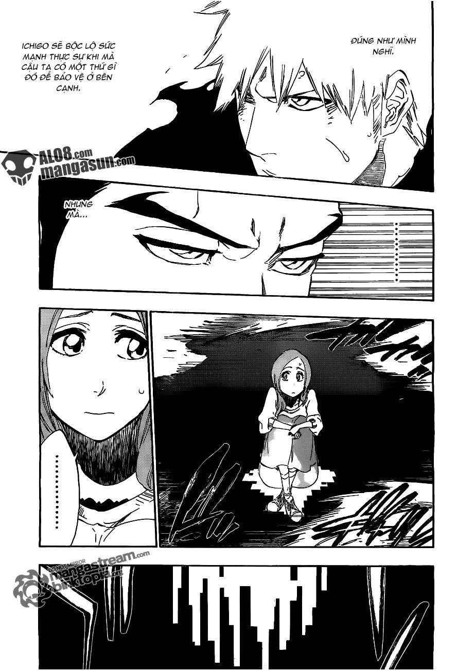 Bleach chapter 450 trang 6