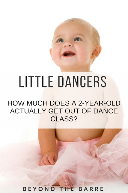 How Much Will My 2-Year-Old Get Out Of Dance, Anyway?