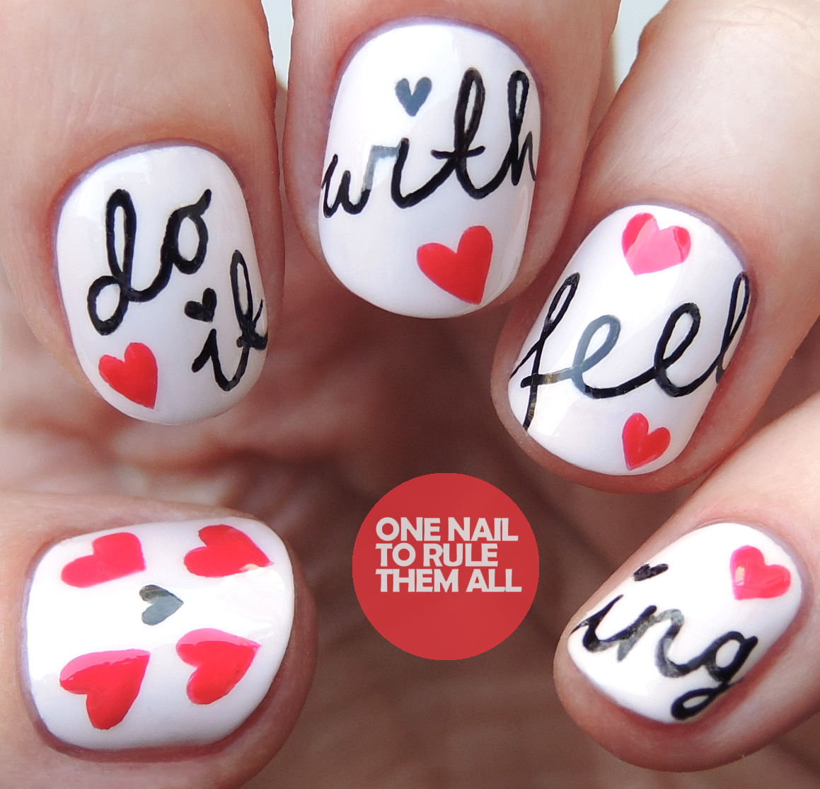 One Nail To Rule Them All: Do It With Feeling