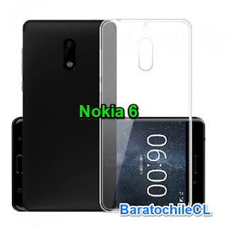 Gel Transparente Nokia 6