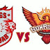 Indian Premier League, 33rd match: Kings XI Punjab v Sunrisers Hyderabad at Mohali, Apr 28, 2017