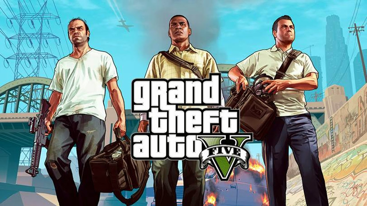 GTA 5 PC graphics quality higher than Console with 4K