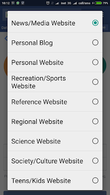 sub category