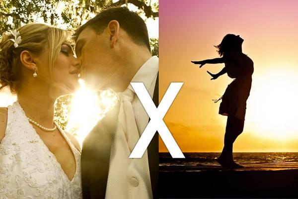 Quem é mais feliz? Alguém casado ou alguém solteiro?