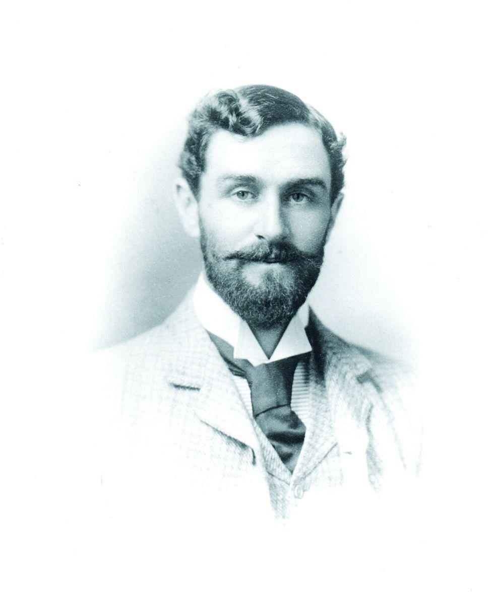 Roger Casement portrait