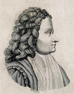 A line engraving of Antonio Maria Valsava by Romuald Ceracchi