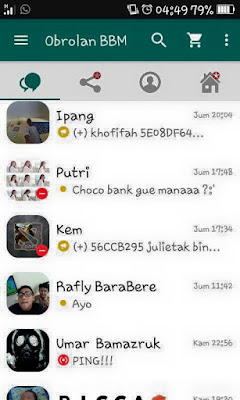 Download BBM Mod Whatsapp v2.12.0.11 APK