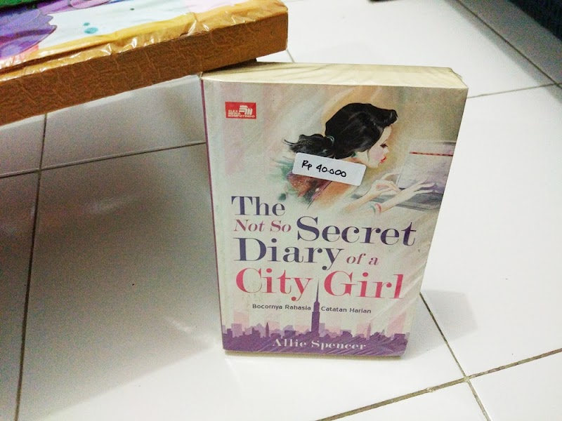 The Not So Secret Diary of a City Girl