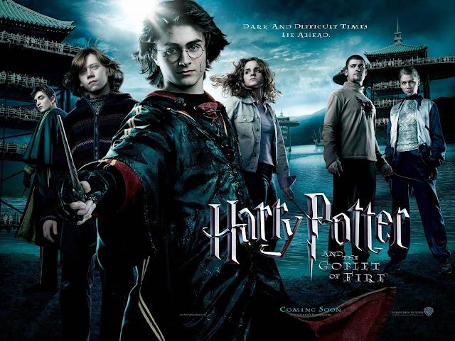 Cuarta película de Harry Potter