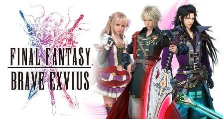 Final Fantasy Brave Exvius v1.2.0 Mod Apk