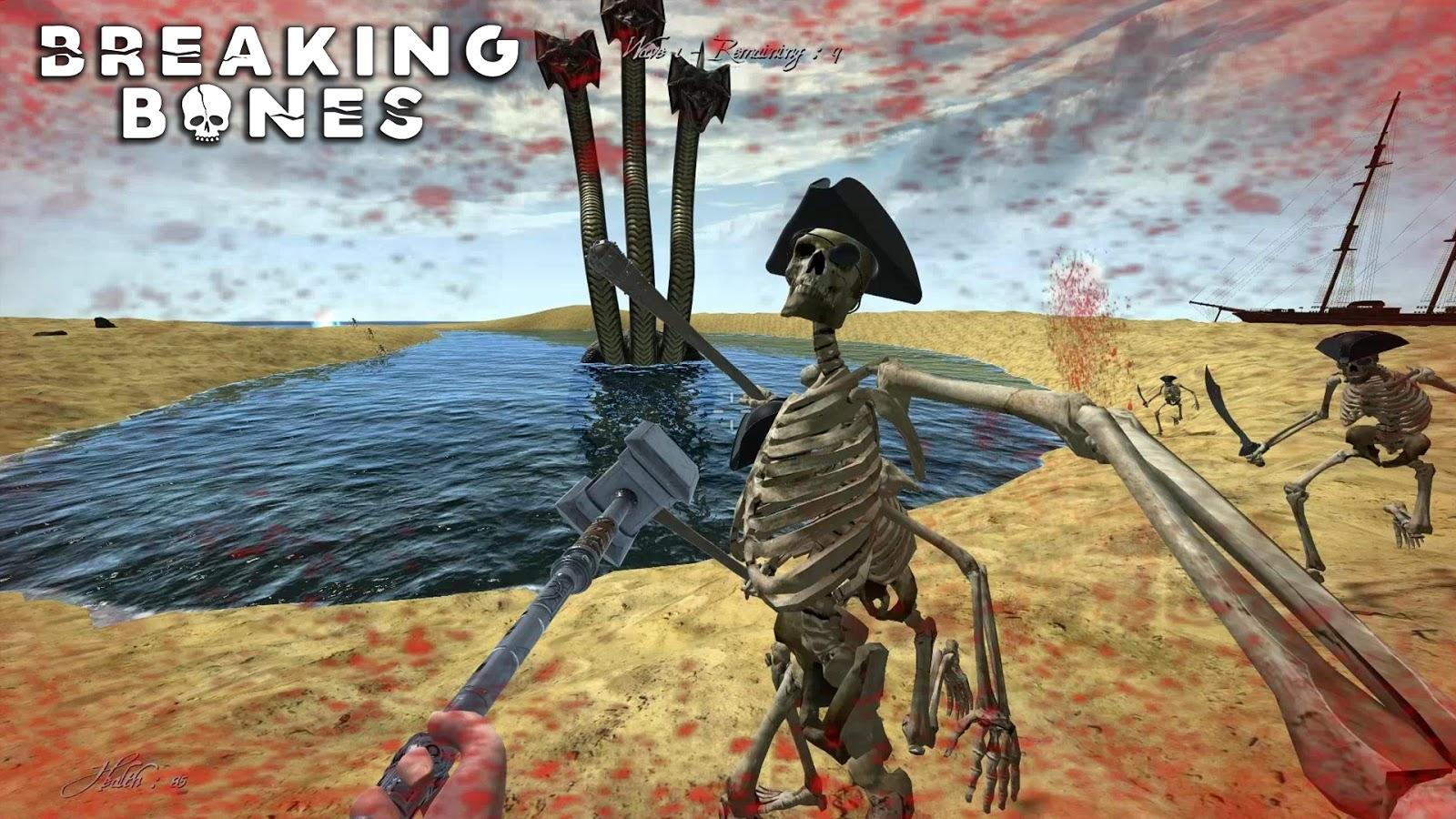 Breaking Bones Free Download for PC