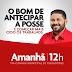 Posse e festa da vitória do Prefeito Hélio, nesta terça (25), confira a programação...