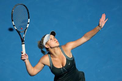 Jana Fett, WTA, WTA Hobart