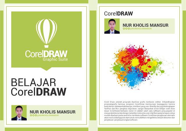 Belajar CorelDraw Untuk Pemula