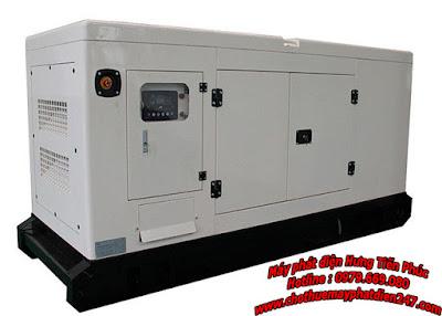 Máy phát điện Perkins 125kva 1006TAG