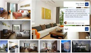 تأجير شقة في بانكوك