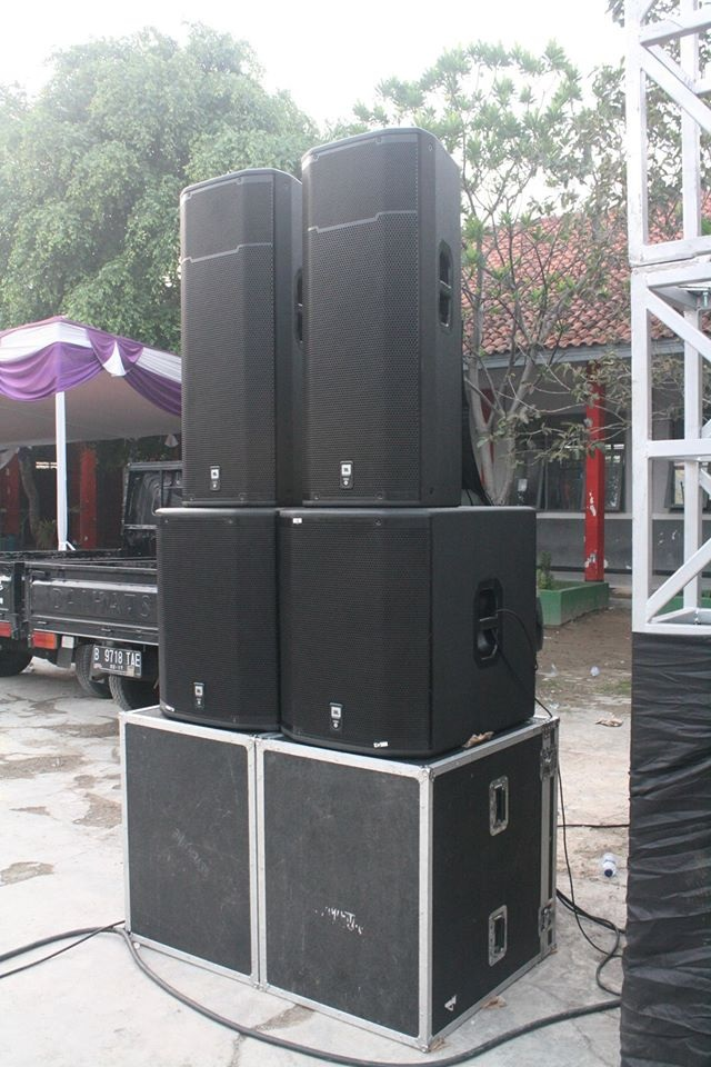 Kiat Bagi Pemilik Rental Sound System Dalam Menyanggupi Sebuah Acara