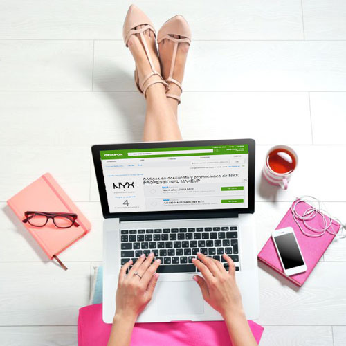 Trucos para comprar maquillaje por Internet