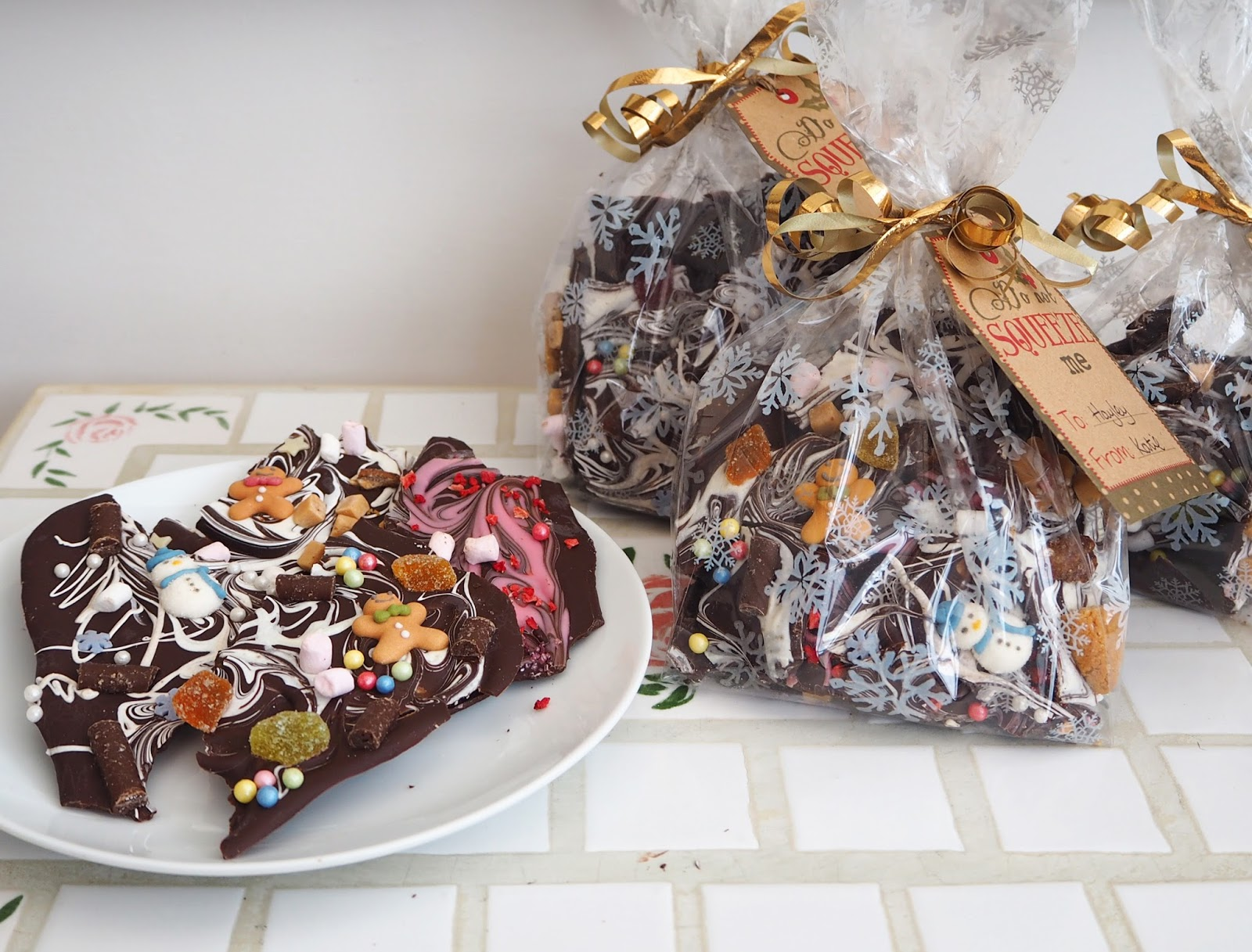 Christmas Throwback: Blogs From 2015, Katie Kirk Loves, Baking, Chocolate Bark, Handmade Gifts, UK Blogger, UK Fashion Blogger, UK Beauty Blogger, UK Lifestyle Blogger, UK Food Blogger, West Sussex Bloggers, Brighton Blogger
