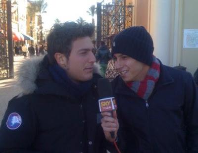 Il Secco intervista Alessietto per SkyTg24